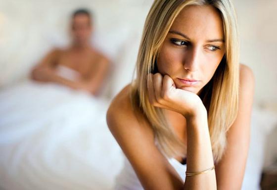 Сексуальные прблемы у женщин