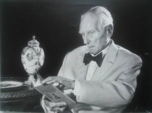 .В.Попов, последняя прижизненная фотография 1989 г.