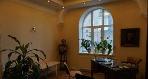 Интерьер гомеопатической клиники