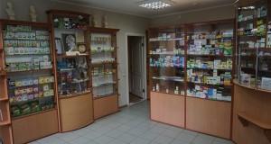 Интерьер клиники (аптеки)