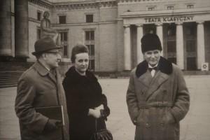 У Варшаві, 1966 рік
