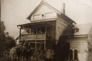 Дача (часть дома) Д.В. Попова в Одессе, ул. Львовская
