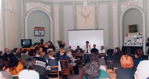 Вшанування ювілею Д.В. Попова