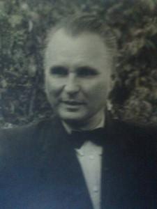 Д.В. Попов 1960-е годы