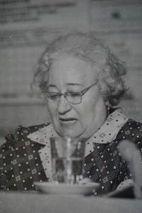 О.С. Берестова 1981 рік